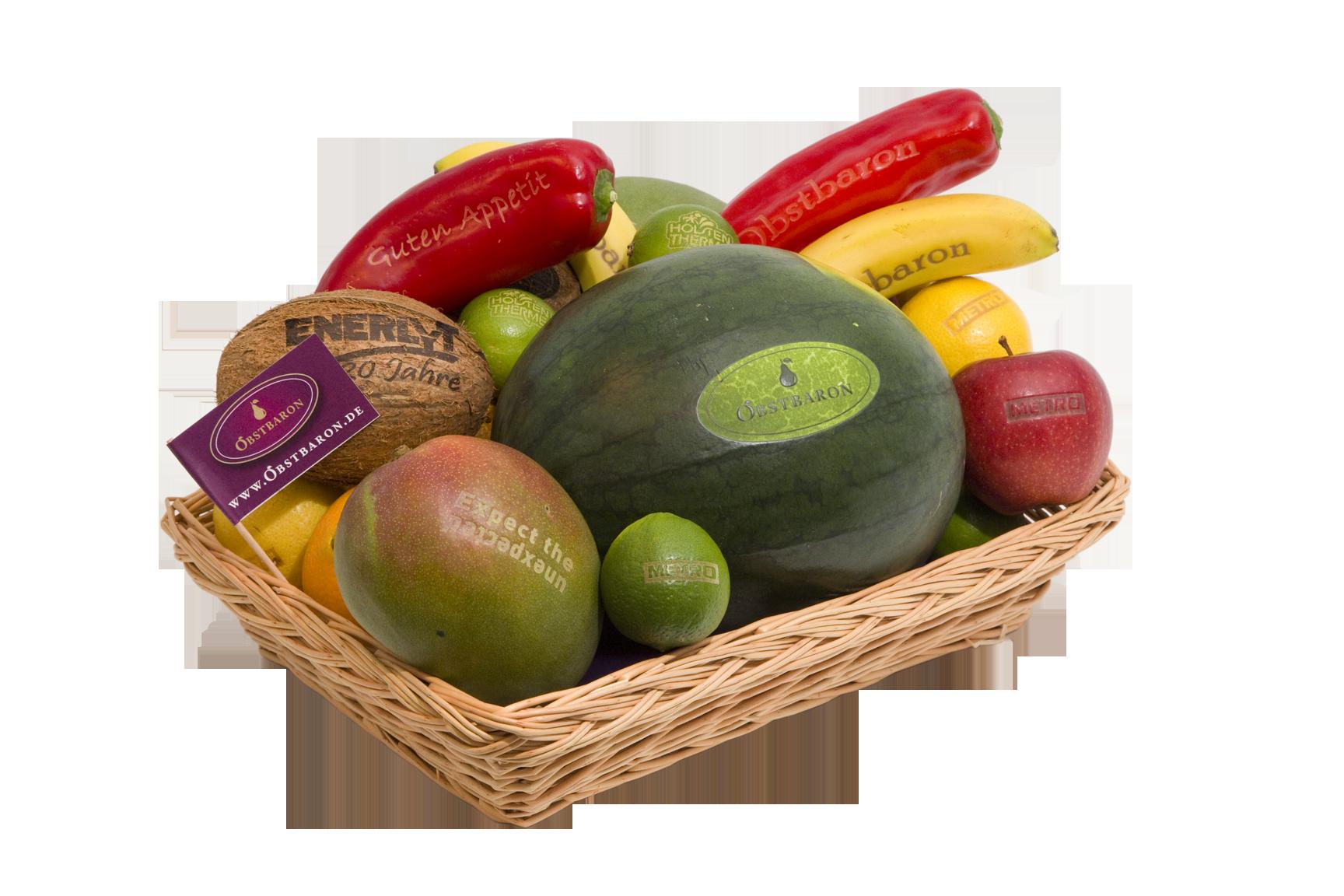 Obst Lieferdienst